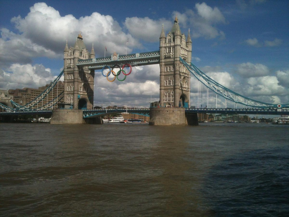 London, Olympic games 2012