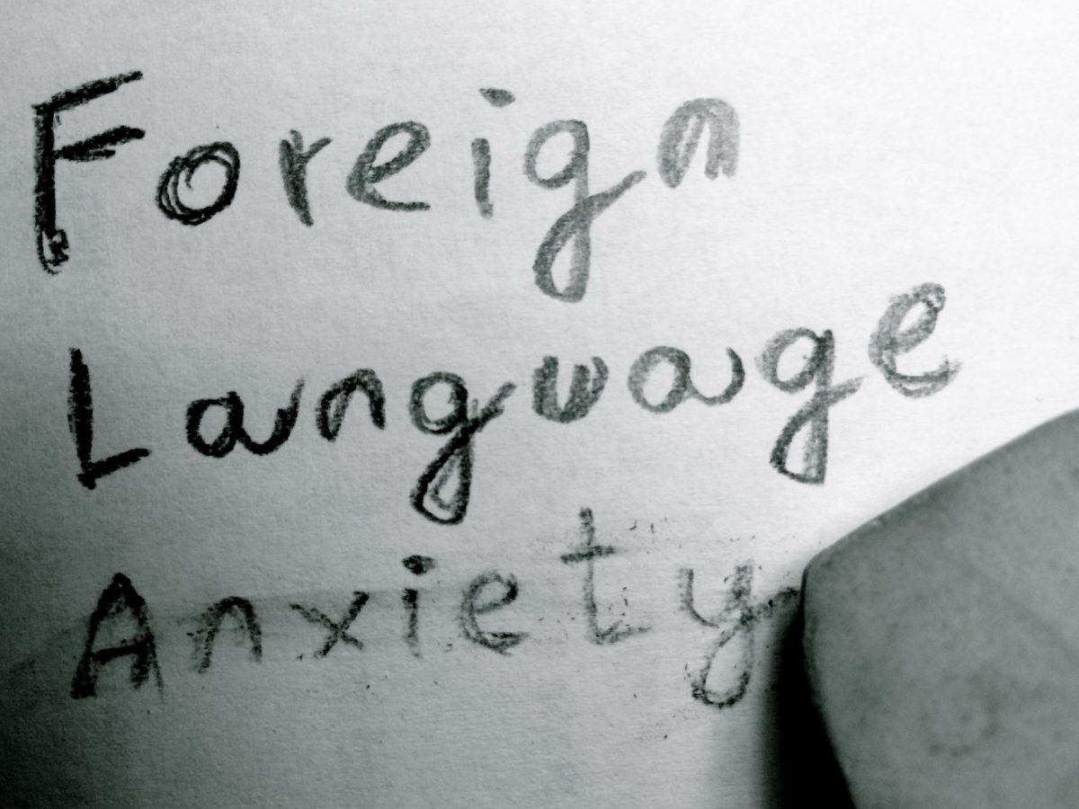 Foreign Language Anxiety